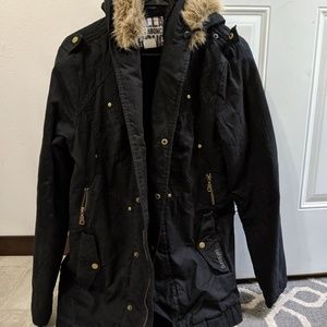 Cozy Billabong winter jacket